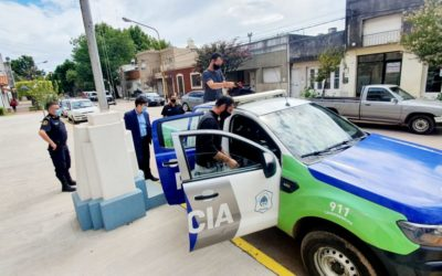 Seguridad: Mantenimiento y mejoras en la comunicación radial de Policía