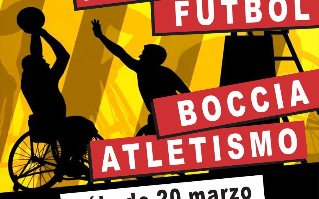 Deporte Adaptado: Chacabuco será sede de encuentro regional