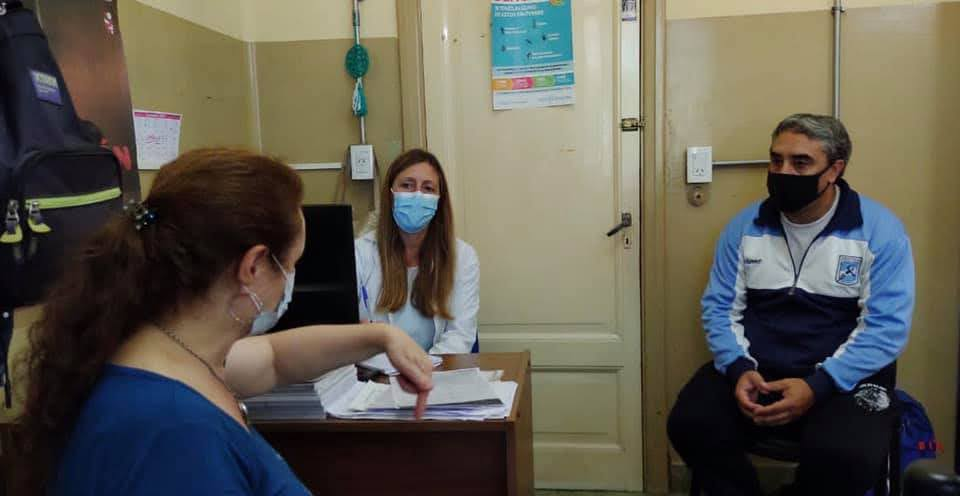 Acompañamiento del paciente diabético