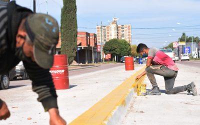 Otra apertura de calle en la ciudad
