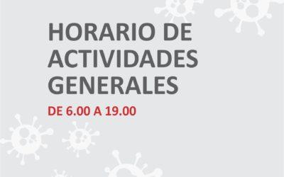 COVID-19: nuevas medidas de adecuación para el partido de Chacabuco