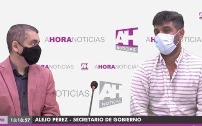 Gobierno: Paritarias 2021 y situación epidemiológica actual