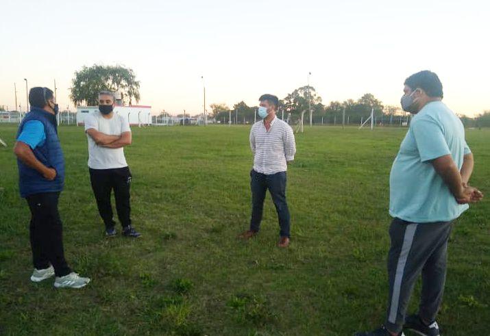 Nuestros Clubes: reunión en el Club Rivadavia