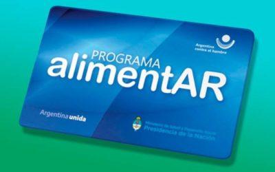 Desarrollo Social: en mayo llegarán unas 200 Tarjetas Alimentar más