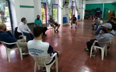 Reunión entre el Estado y los gimnasios: permanecerán abiertos con protocolo estricto