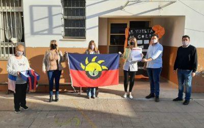 Una bandera para mi escuela