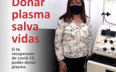 La importancia de donar plasma
