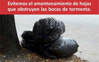 Embolsar: la limpieza de nuestra ciudad es responsabilidad de todos