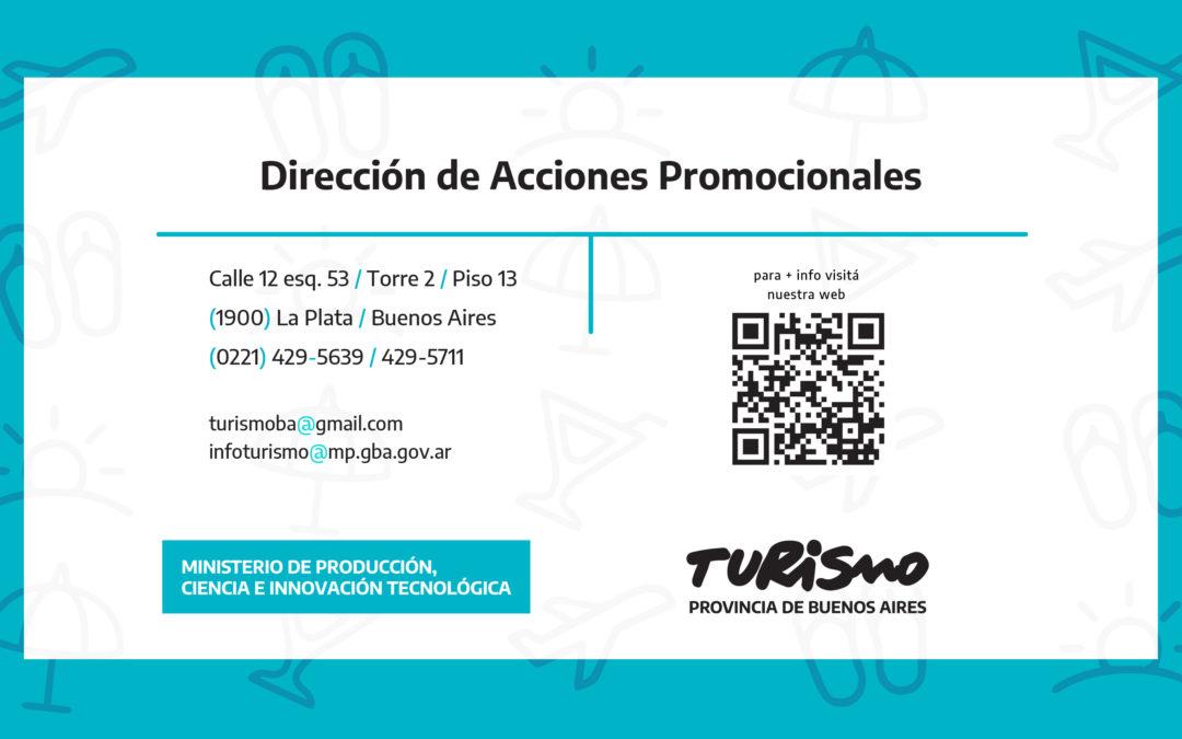 Turismo y Deportes: invitación a capacitaciones