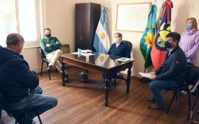 Reunión con Rotary Club Chacabuco en el marco del 84 aniversario de la entidad local