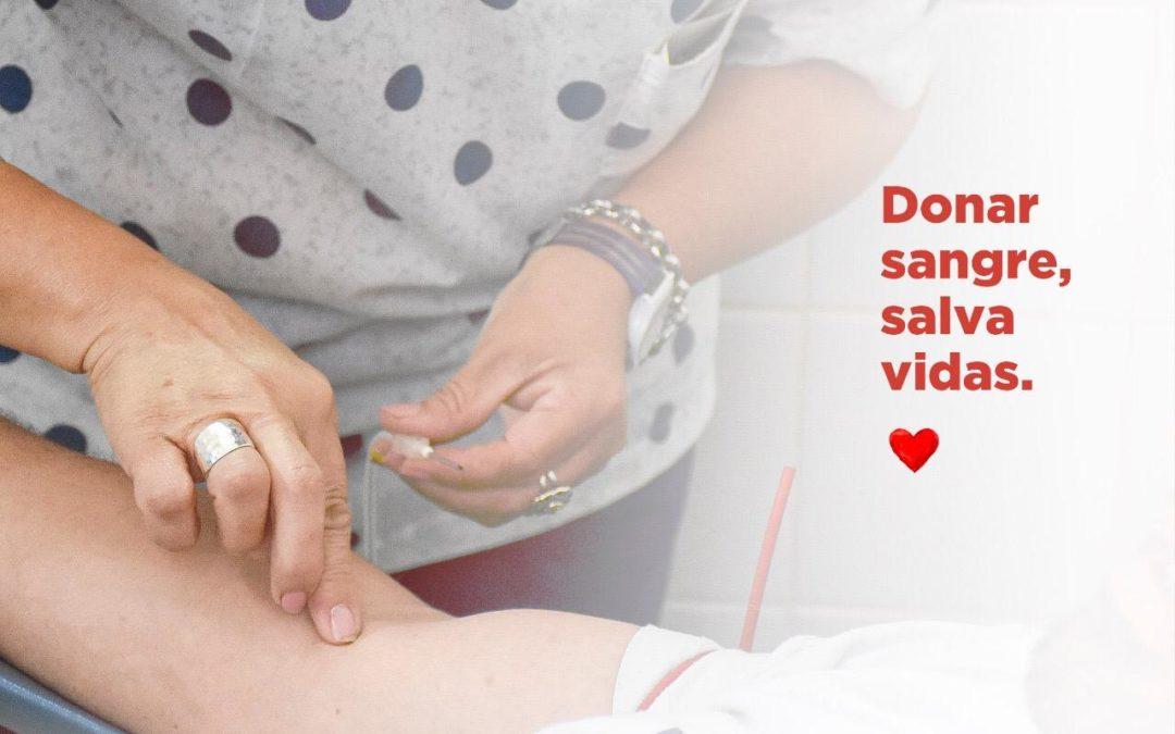 Donación de sangre: no esperes que sea necesario