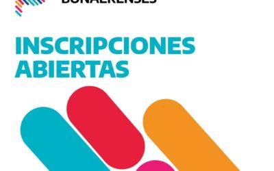 Última semana para inscribirse a los Juegos Bonaerenses 2021