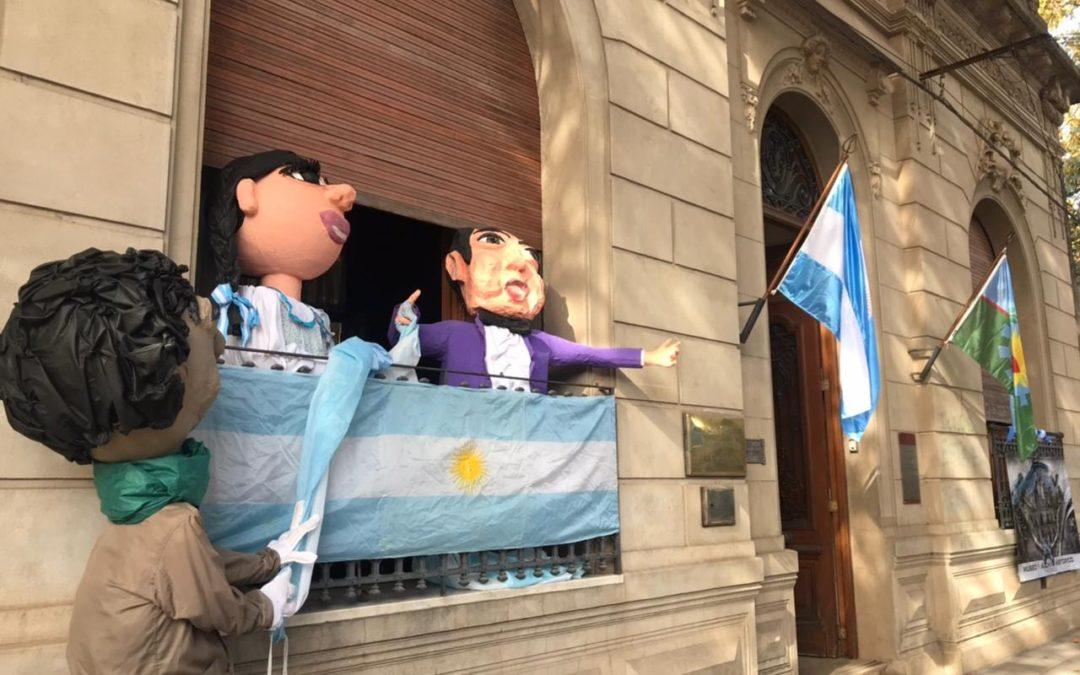 Cultura Patria: conmemoración de la Semana de Mayo