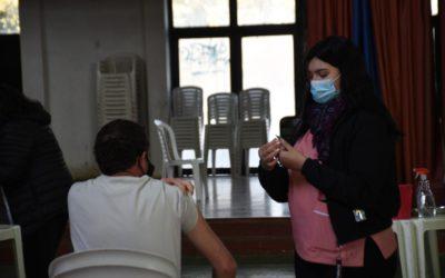 Campaña de vacunación antigripal: para hoy se espera superar a los 4.000 adultos vacunados