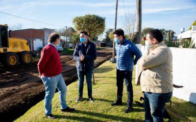 """Aiola: «el vecino es un actor protagonista y principal en el mejoramiento de su cuadra y el barrio"""""""