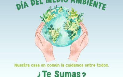 Medio Ambiente: Chacabuco se unió al proyecto colaborativo Ruta Verde