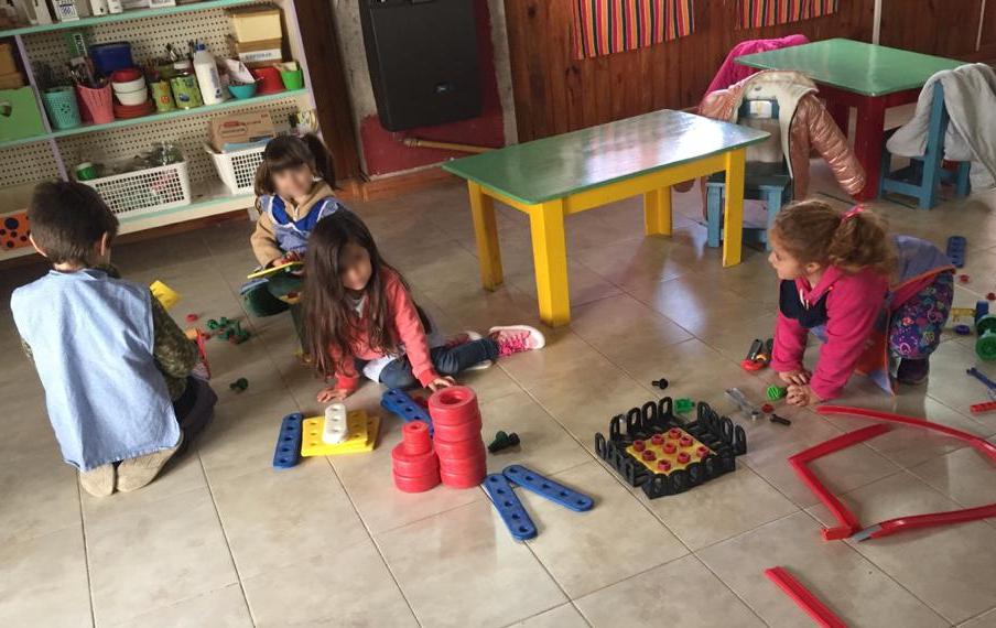 Castilla: Presencialidad escolar en las localidades