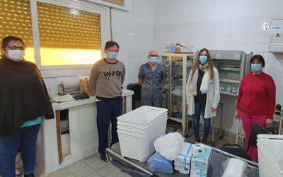 Salud en las localidades