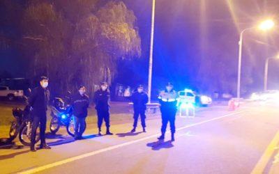 Operativos policiales sobre ruta 7