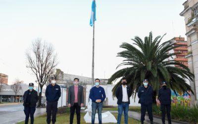 Acto oficial por el 205º aniversario de la independencia argentina
