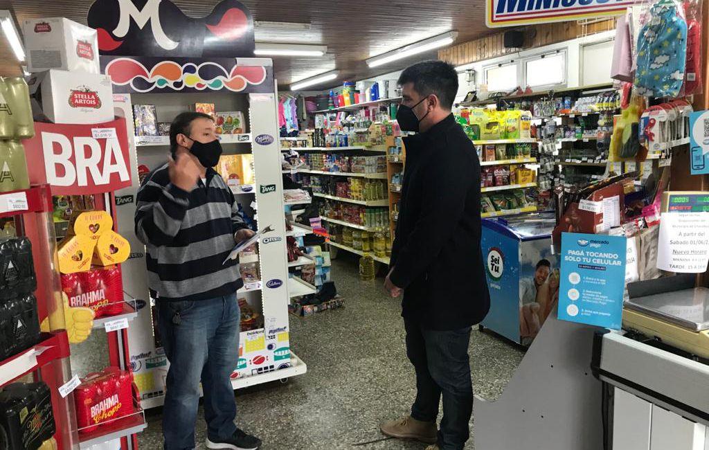 """Pérez: """"las localidades siempre fueron y serán importantes para este gobierno»"""