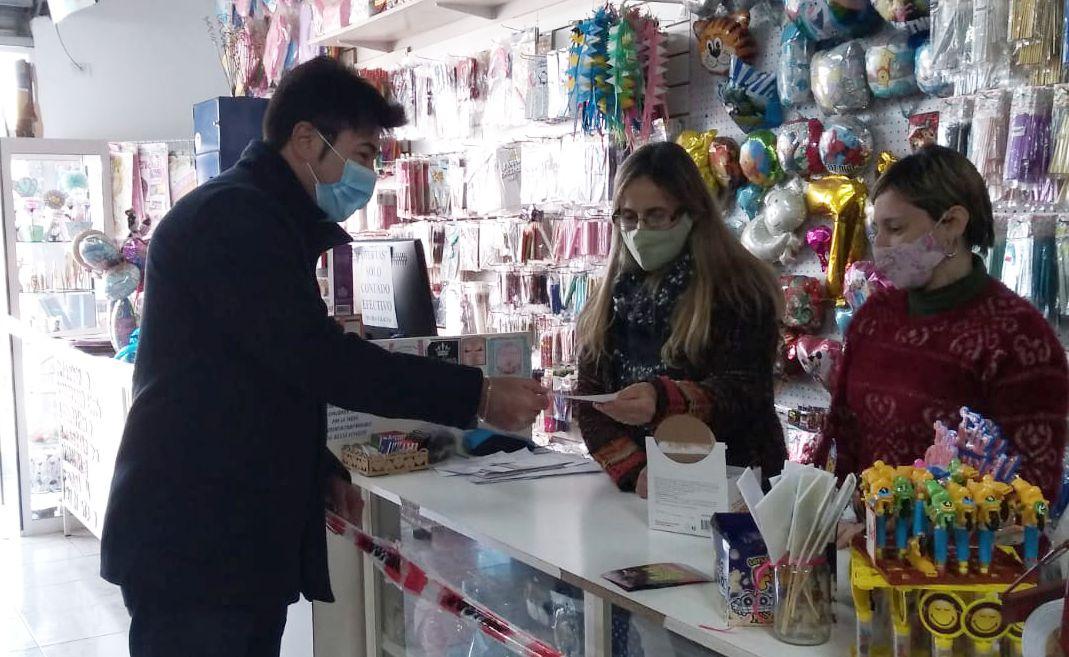 Educación y Seguridad Vial: La campaña de concientización llega a todos los vecinos