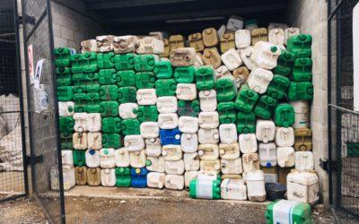 CAT: se retiraron 12.000 envases de fitosanitarios vacíos en lo que va del año
