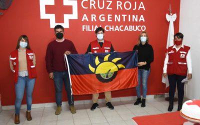Saludo a la Cruz Roja Argentina Filial Chacabuco en su 37° aniversario