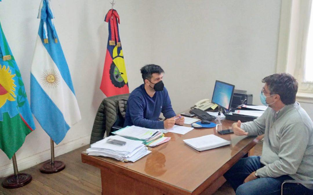 Municipio y UTN Aula Chacabuco: ya se trabaja en el proyecto 2022