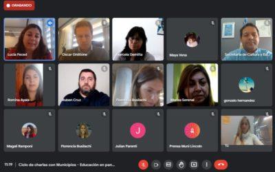 Educación: Reunión sobre el retorno de la presencialidad en las escuelas