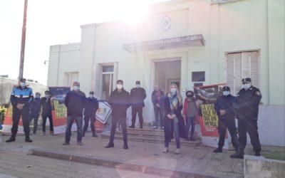 Seguridad: Diversas actividades en Rawson y Castilla