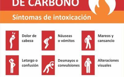Cómo prevenir la intoxicación por monóxido de carbono