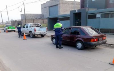 Procedimientos de control vehicular