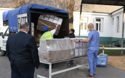 Importante donación al Hospital Municipal