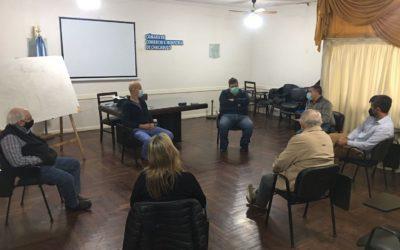 Municipio y Cámara de Transportistas: gestionan el regreso de los exámenes psicofísicos