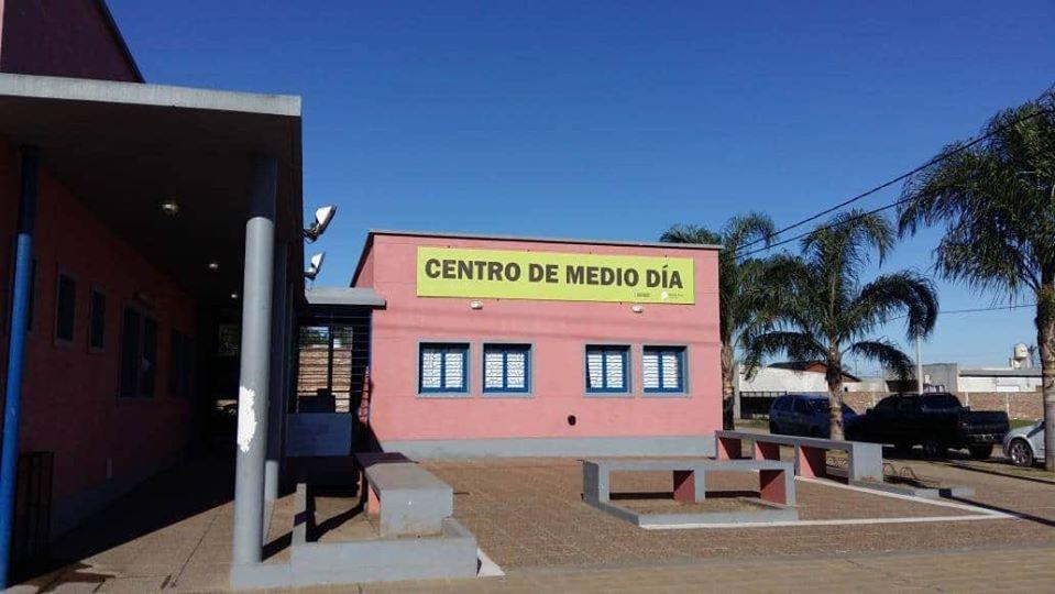 Centro de Medio Día Chacabuco: Consumos problemáticos