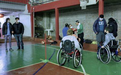 Escuela Municipal de Discapacidad