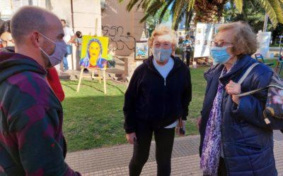 Cultura: Arte Pop en el pasaje de la Municipalidad
