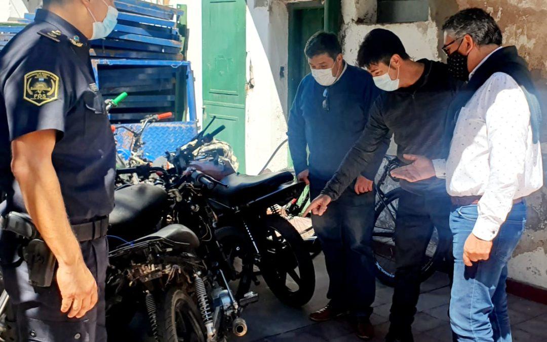 Seguridad: Continúan los arrestos por caños de escapes antirreglamentarios